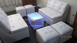 Muebles de oficina monfer con sillones posot class - Puffs sillones ...
