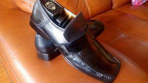 Zapato Mocasin Cuero Hombre Aldo 42