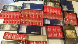 88 copas de cristal tallado ferrand vasos bar posot class for Copas y vasos para bar