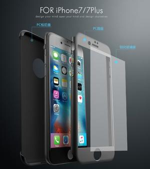 Funda Case Protector 360 Grados Iphone 7,7plus Anticaidas