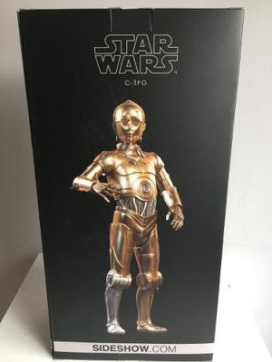 Star Wars C3po Sideshow Collectibles