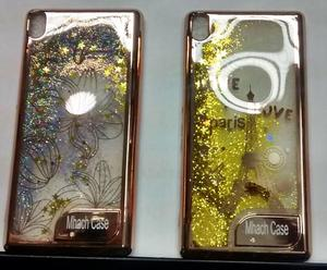 Case Protector Con Aguita Para Sony Xa Ultra