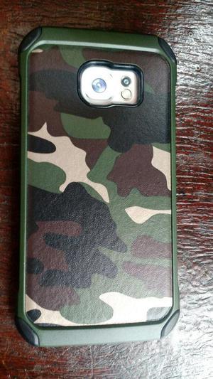 Cover Case Samsung Galaxy S7 Camuflado