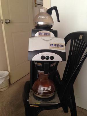 Vendo Cafetera Sistema Pod Para Negocio
