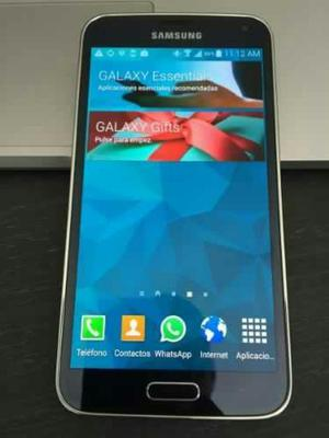 Vendo Samsung Galaxy S5 Impecable.