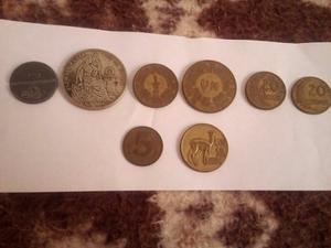 Venta De Monedas Y Billetes De Intis(Entrega A Domicilio)