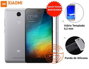 Xiaomi Redmi Note 3 Pro SE GRIS 3gb 32gb Funda Silicona Y