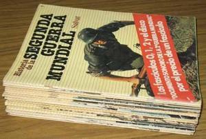 segunda guerra mundial coleccion historia militar