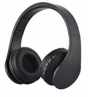 Audifonos Bluetooth Inalambrico Con Radio Fm Mp3 Micro Sd