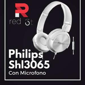 Audifonos Philips Shl Con Microfono Para Iphone,samsung,