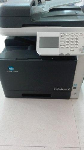 Multifuncional Konica Minolta Bizhub C35 Color
