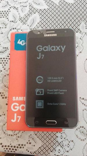 Samsung Galaxi J7. Nuevo en Caja