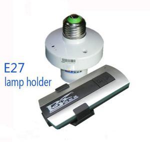 Socket Control Remoto Luz Control Remoto + Foco Led