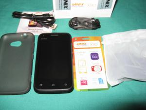 Celular Smartphone Lanix X110 nuevo liberado a solo S/.