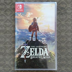 Edición Limitada Zelda Switch sellado