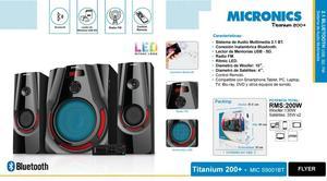 Micronics Titanium 200