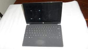 Tablet Microsoft Surface Con Teclado