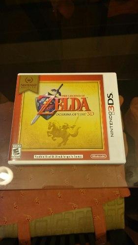 The Legend Of Zelda: Ocarina Of Time 3d Usado, (como Nuevo)