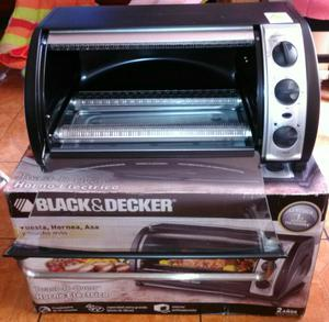 Vendo horno electrico excelentes condiciones posot class for Horno electrico black decker