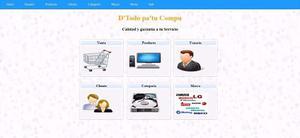 Sistema De Venta De Computadoras Web Php Y Mysql+ Codigo