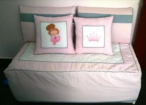 Cama camarotes y dormitorios para ni os y posot class - Sofa cama infantiles ...