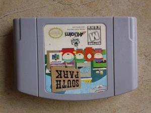 Super Nintendo 64 South Park