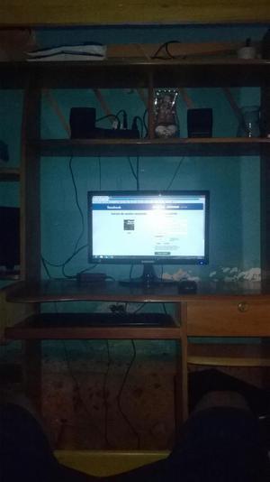 mueble para computadora o televisor
