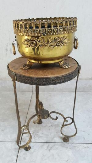 Antigua mesa de centro de bronce y marmol gratis posot class for Mesas de centro antiguas