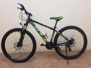 Bicicleta Montañera de Aluminio Aro 29