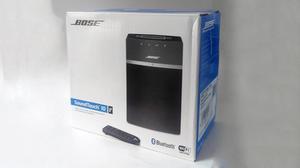 Bose Sound Touch 10 Negro Sellado Nuevo