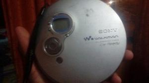 Discman Sony Wallkman Cd