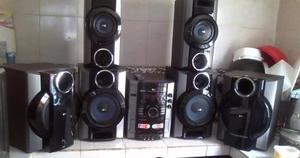 Equipo De Sonido Lg Mcv903