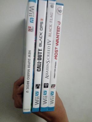 Juegos Ps4 Wii U