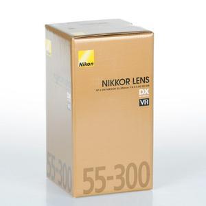 Lente Nikon  Vr Nuevo En Caja Sellado