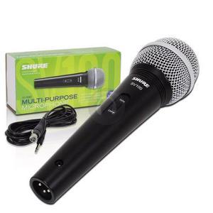 Micrófono Multi-uso Shure Sv 100 Nuevo Original