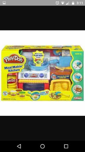 Play doh helados posot class - Cocina play doh ...