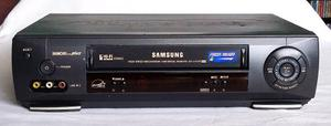 Samsung Vhs Hi-fi Stereo