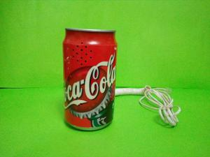 Teléfono Coca Cola En Lata Coleccionable - Toys Collection