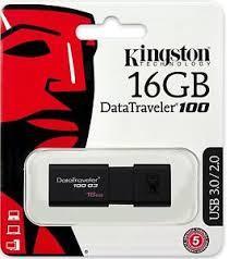 USB Kingston 16GB, USB 3.0 S/. Soles
