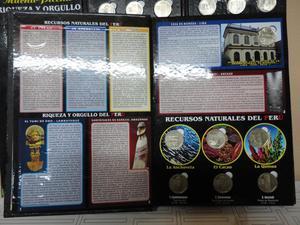 venta de monedas coleccion del Peru