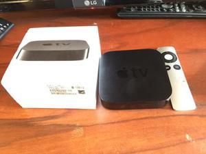 Apple Tv 3 Generacion En Caja Original Como Nuevo