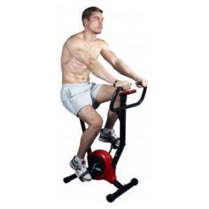 Bicicleta Estacionaria Gym Master GM Roja