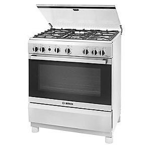 Cocina gas bosch pro 601 inox 4 quemadores enc posot class for Cocina gas profesional