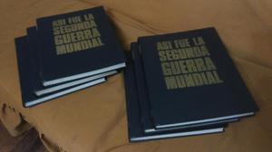 COLECCION ASI FUE LA SEGUNDA GUERRA MUNDIAL
