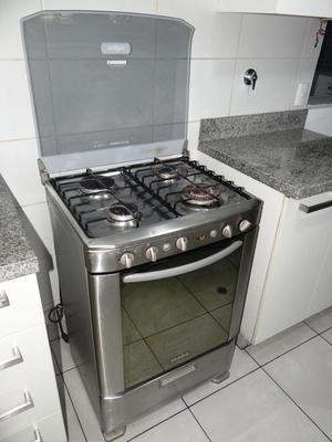 Cocina a gas mabe titanium modelo tx1 nueva posot class for Cocinas a gas nuevas