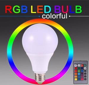 Foco Led Ecoledpower Rgb Colores 7w Oferta!!