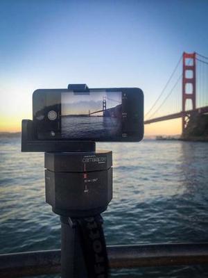 Graba Timelapses: Camalapse 4 + Adaptador Para Iphone