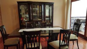 Vendo vidrio biselado para mesa de comedor posot class for Juego de comedor lima