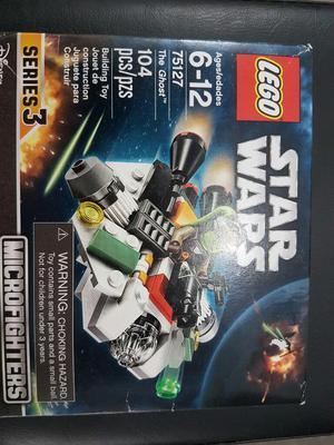 Lego Star Wars 104 Piezas Nuevo