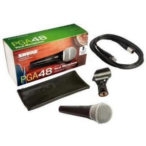 Microfonos Marca Shure Pga 48
